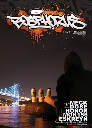 bosphorus graffiti magazine
