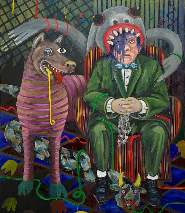 Master Eaten by a Monster and His Dog - 2010