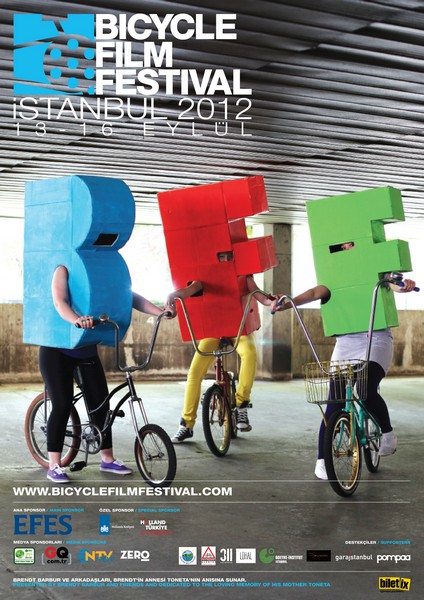 bicycle film festival istanbul