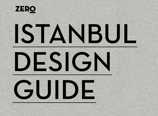 İstanbul Design Guide
