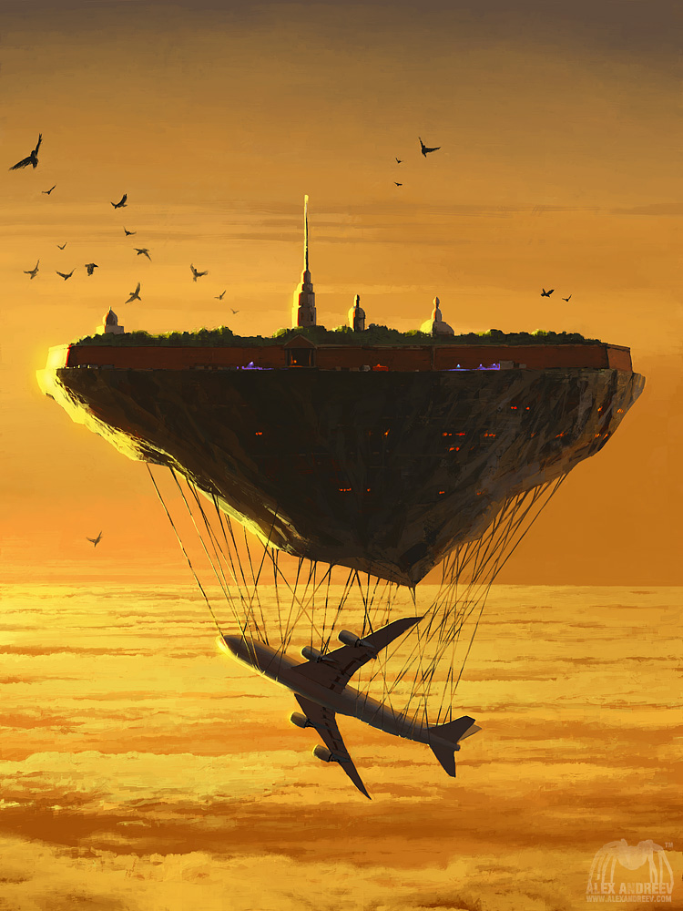 Fortress - Alex Andreev